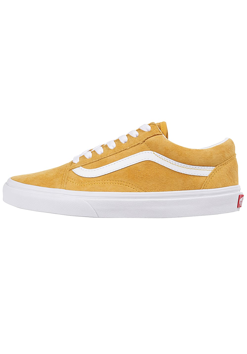 Vans Old Skool Baskets pour Femme Jaune Planet Sports