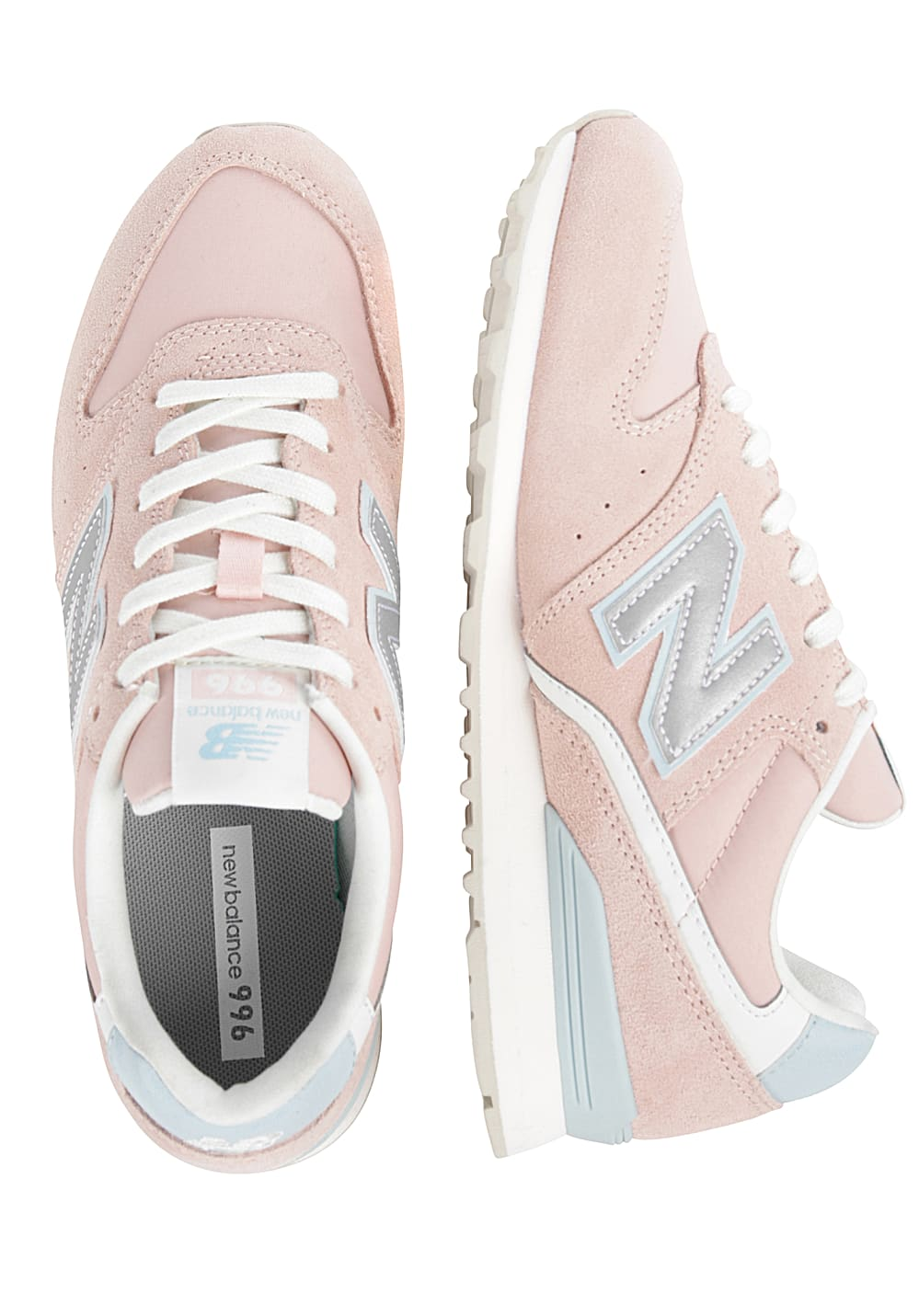 timeless design 5258f 08836 NEW BALANCE WL996 - Sneakers for Women - Pink