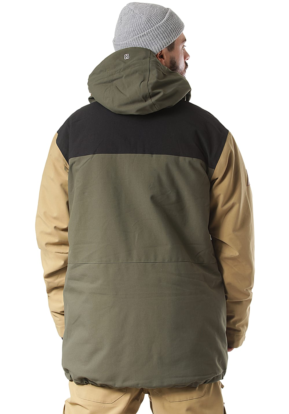 HORSEFEATHERS Cordon Snowboard Jacket for Men Green