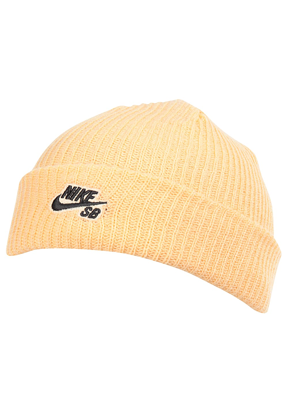 detailed images genuine shoes the best attitude NIKE SB Fisherman - Beanie - Yellow