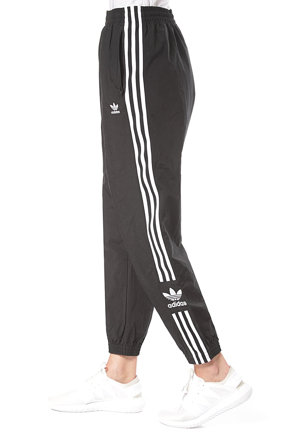 ADIDAS ORIGINALS Lock Up Trackpants for Women Black