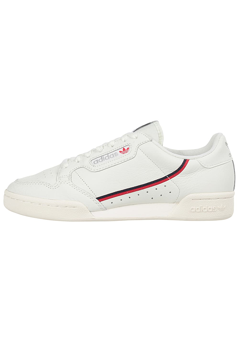 adidas continental 80 beige rot