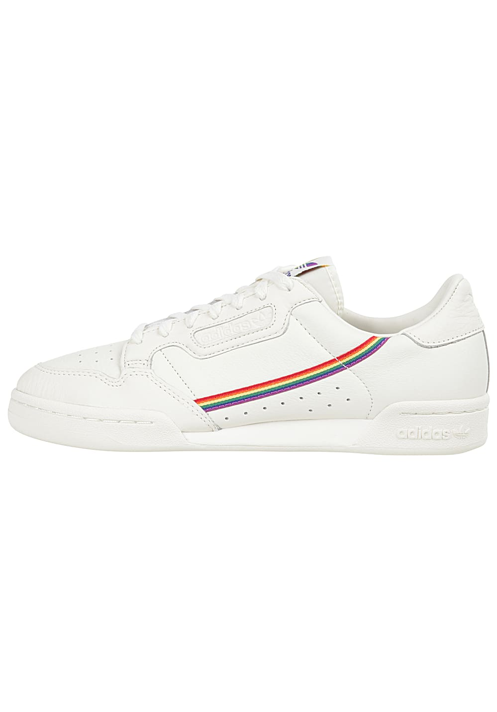 ADIDAS ORIGINALS Continental 80 Pride - Sneakers voor Heren - Wit