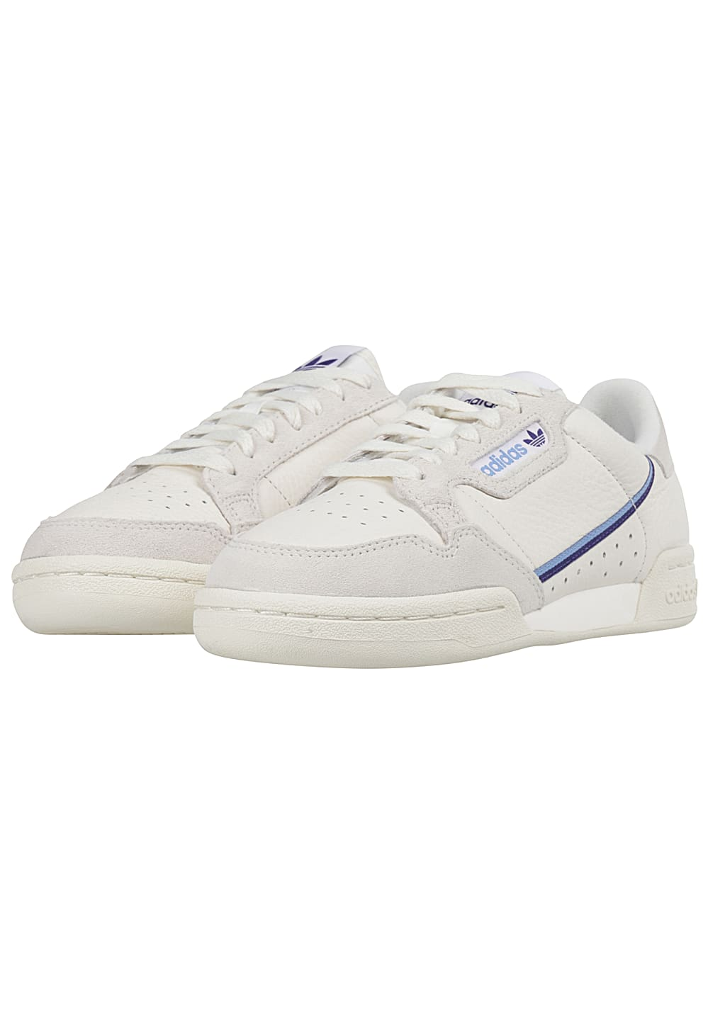 ADIDAS ORIGINALS Continental 80 - Baskets pour Femme - Beige