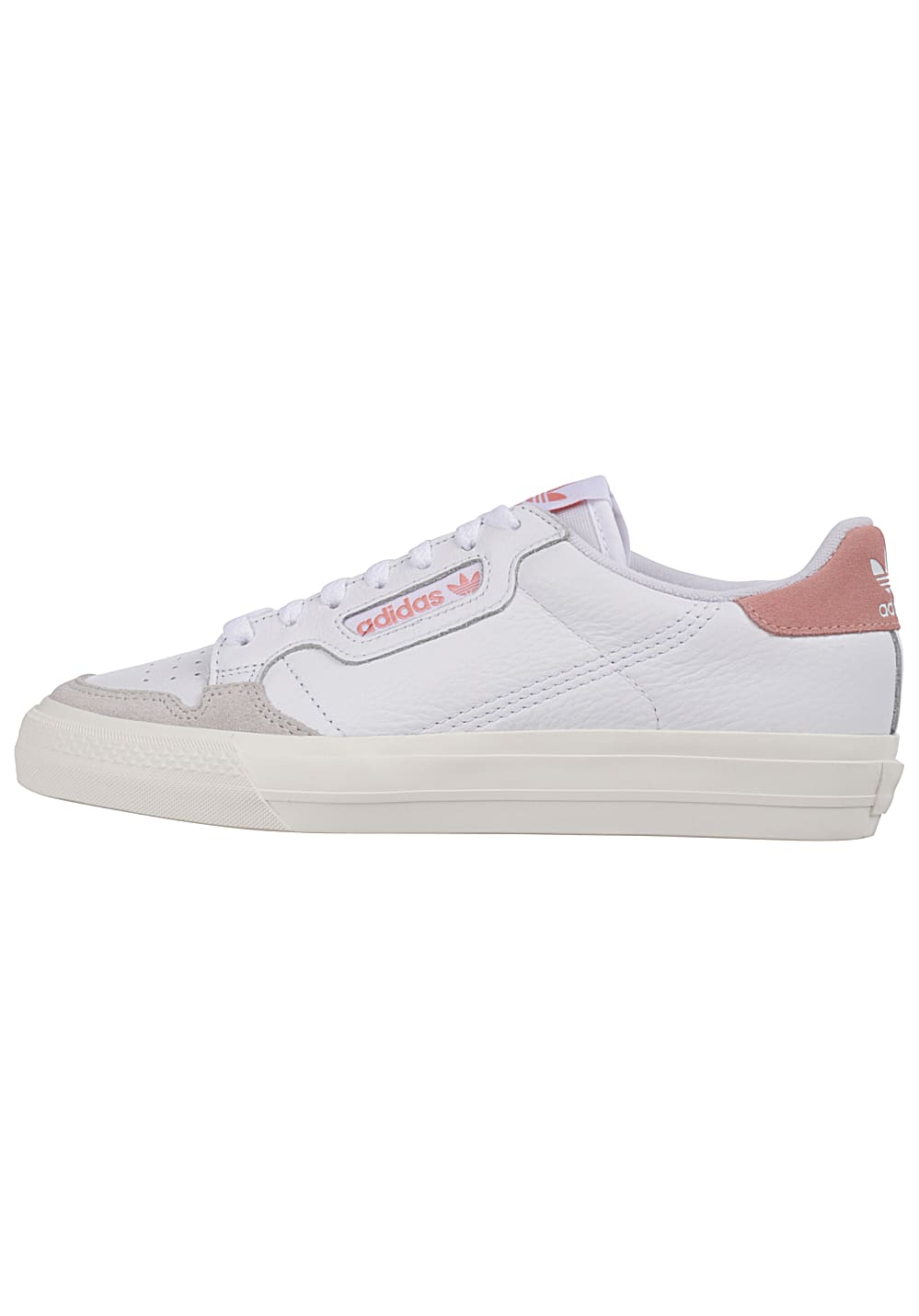 ADIDAS ORIGINALS Continental Vulc Sneakers Wit