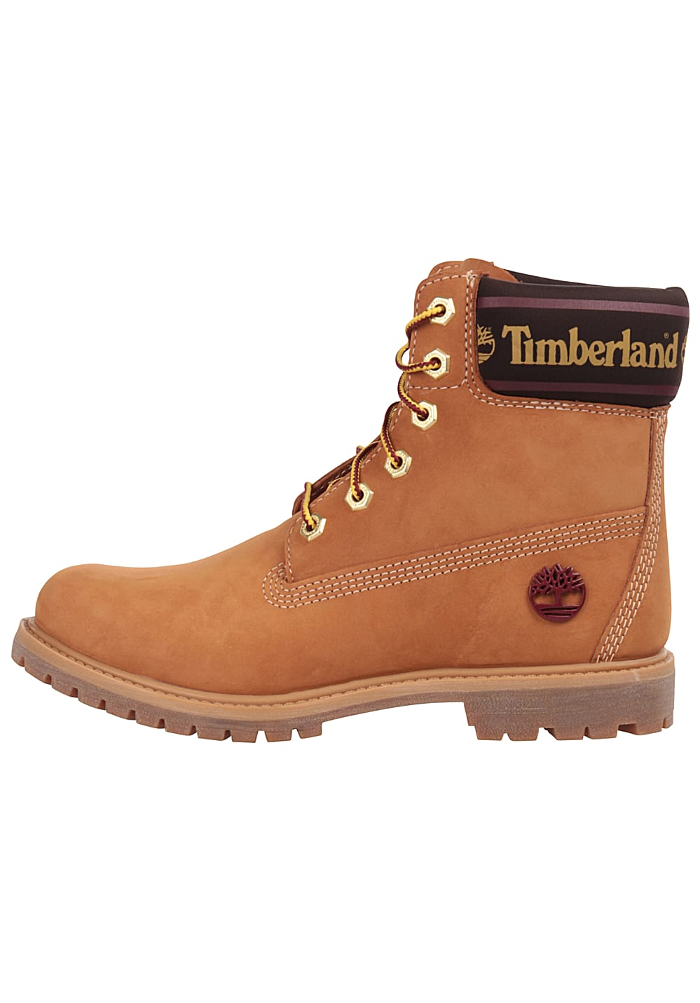 TIMBERLAND 6Inch Premium WSock Boots for Women Brown