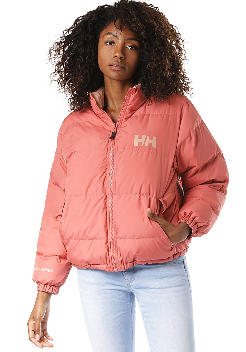 Helly Hansen For Reversible Jacket Urban Women Pink dCBoex