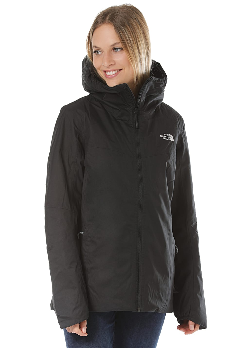 THE NORTH FACE Quest Insulated Outdoor Jacket for Women Black