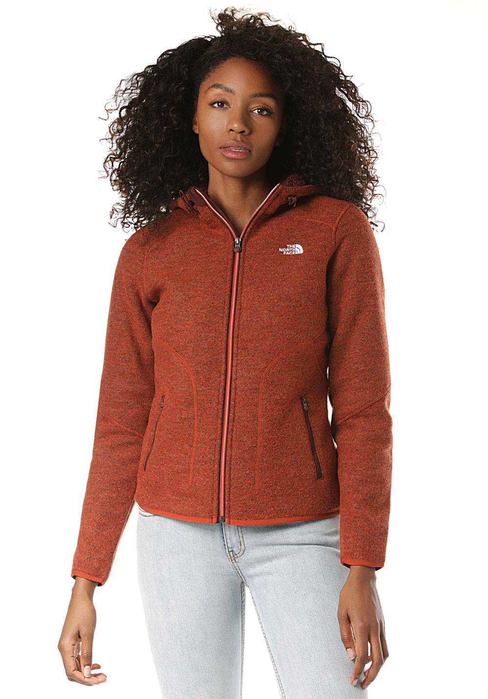 Forro para Mujer The North Face Jacke Nikster Full Zip Hoodie